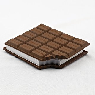 Chocolate Memo Pad