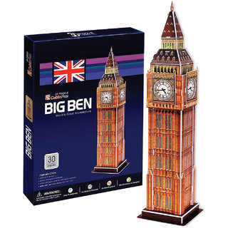 Cubicfun 3D Puzzle -Big Ben