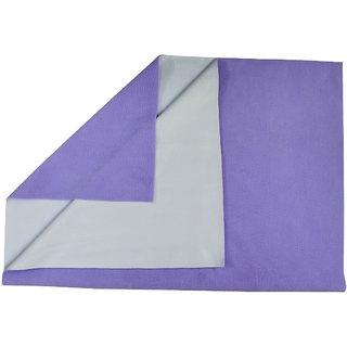 QUICK DRYING SHEET / MAT - FEEL DRY XTRA LARGE - PURPLE