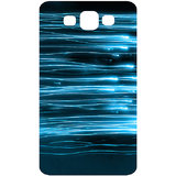 Blue Light In Motion Back Cover Case for Samsung Galaxy S3 / SIII / I9300