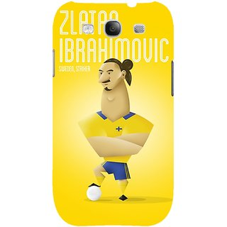 The Fappy Store ibra hard plastic back case cover for Samsung Galaxy S3
