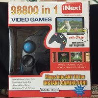 Gaming Console - Inext 98800 in 1 Video Games - INT- 333