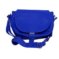 CA0 BLUE SLING BAG