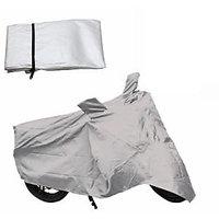 Happenin bike body cover for TVS Flame