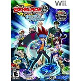 Beyblade: Metal Fusion Battle Fortress (Wii)