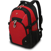 Wenger Backpack (Red And Black)