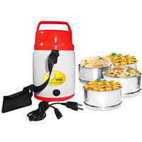 Electric Lunch Box 4 Containers