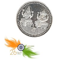 CJ 20 G Silver Coin With 999 Fineness