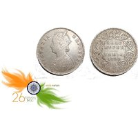 Real British India Coin