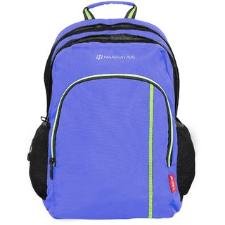 Harissons - Street Smart - Royal Blue - Office/College Backpacks