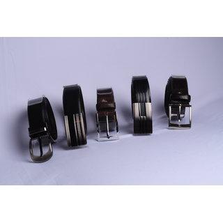 Men's Leather Waist Belt