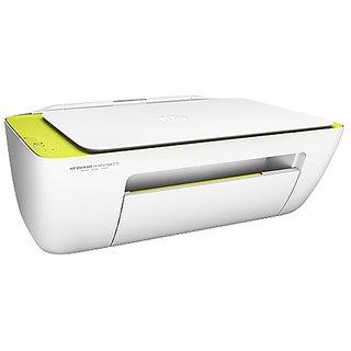 HP DeskJet Ink Advantage 2135 All-in-One Printer (White)