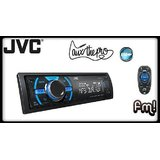 JVC Car Mp3-FM + USB + Aux KD - X30 + FREE DVD Holder + Waranty