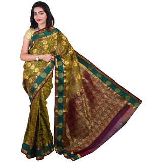 AAA Kanchipuram pure art silk saree