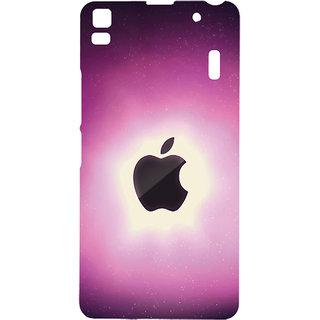 Casesia Mobile Back Cover For 11203Lenovoa7000