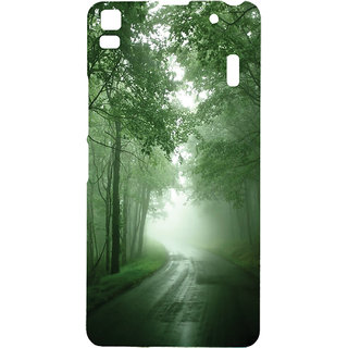 Casesia Mobile Back Cover For 11220Lenovoa7000