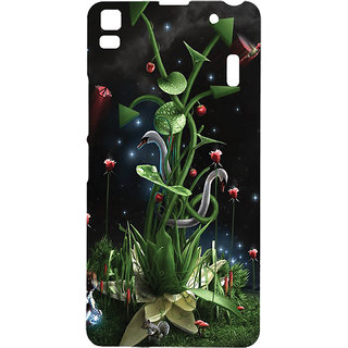 Casesia Mobile Back Cover For 11224Lenovoa7000