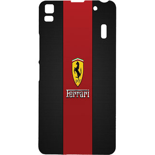 Casesia Mobile Back Cover For 113103Lenovoa7000