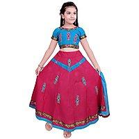 Girls Ghagra Choli (WGCHD1-11-899)