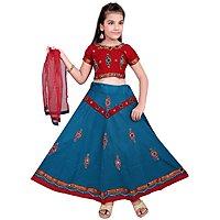 Girls Ghagra Choli (WGCHD1-13-899)