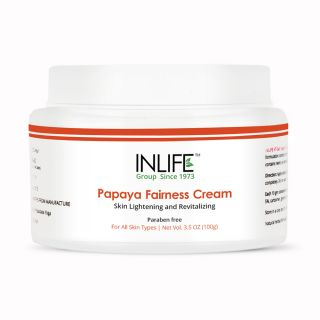Inlife Papaya Fairness Cream (100g)