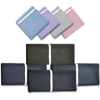Gwalior Suitings formal wear pack of 8 ( 4 shirts and 4 trousers )
