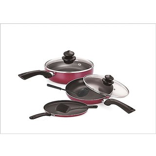 Chef Pro CIC 655 cookware 5pcs. set