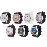 Pack of 7 Graphic Watches