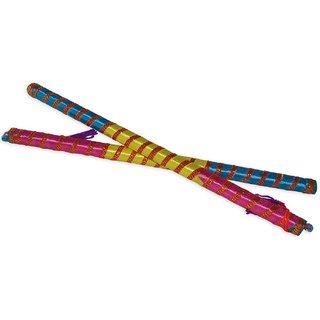 Navratri Special Dandiya/Dandia Raas Garba Sticks (set of 3 pair)
