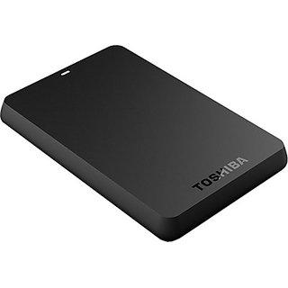 Toshiba Canvio 1 TB External Hard Disk Image