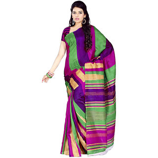 Florence Multi Colour Bhagalpuri Silk Saree (FL-1798)