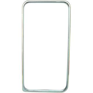 TOTTA Dual Tone Designer Bumper Case For Sony  Xperia E3 -SILVER