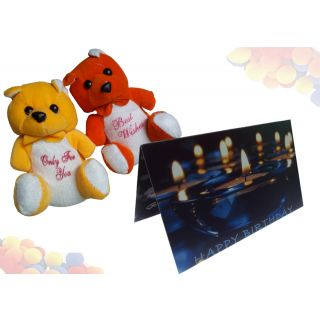 Happy Birthday  Teddy Gift hamper for Kids