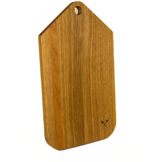 wood wooden cutting board tray chopping board with beech inlay oil finished