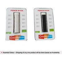 ContiStar 2600 MAh Mobile Power Bank (Black)