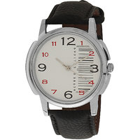 Relish Analog Leather Casual Wear Watch For Men - 82766103