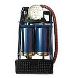 Foot Air Pump Compressor 8cm Twin Cylinder