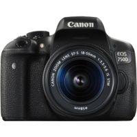 Canon EOS 750D Kit (EF-S 18 - 55 mm IS STM) DSLR Camera