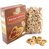 Waltree Kashmir Walnut Kernel Snow White Half Vacuum Packed (250 Grams)