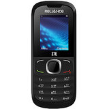 Reliance CDMA ZTE S183 MP3 Player