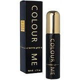 Colour Me Femme Gold Eau Eau De Toilette Made In England 50ml For Women