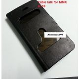 Micromax A110 Superfone Canvas 2 Flip Book Cover Black