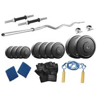 Protoner Weight Lifting Package 20 Kgs & 3