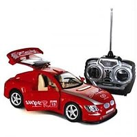 King Driver Remote Control Toy Car With Dicky Opening