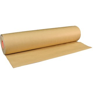 Hitech Packers Brown  Paper Roll 10mtr