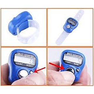 Finger Tally Counter Digital Electronic