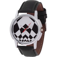 Relish Analog Leather Casual Wear Watch For Men - 82914351