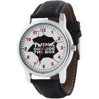 Relish Analog Leather Casual Wear Watch For Men - 82916175