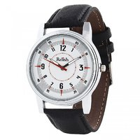 Relish Analog Leather Casual Wear Watch For Men - 82917012