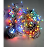 RICE 4PCS COMBO MULTI COLORED DECORATIVE LIGHTS